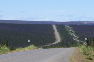 dalton highway closure